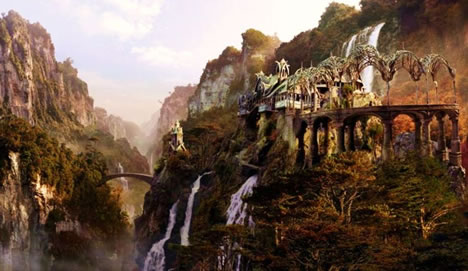 Rivendell`s Land