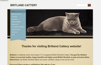Britland Cattery