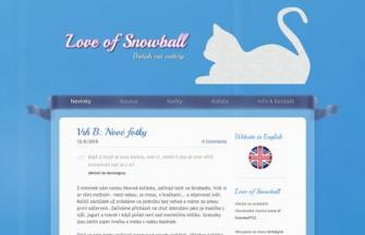 Love of Snowball, CZ