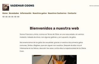 Vademar  Coons (Vademar 200-CAT)